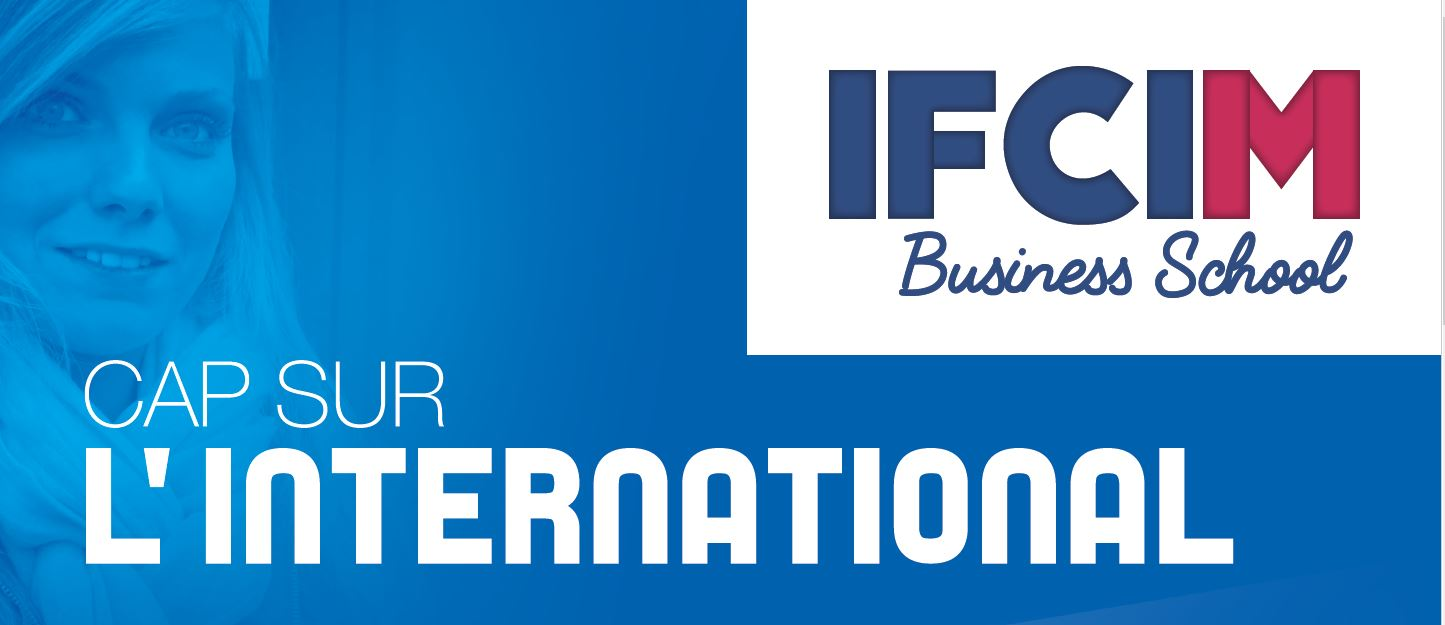 IFCIM Business School,  l'Institut de Formation au Commerce International de Mazamet